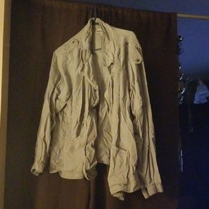 Jacket small stain